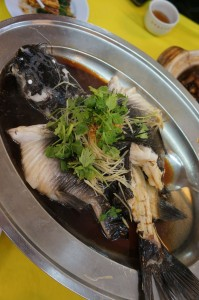 9888-steamed fish