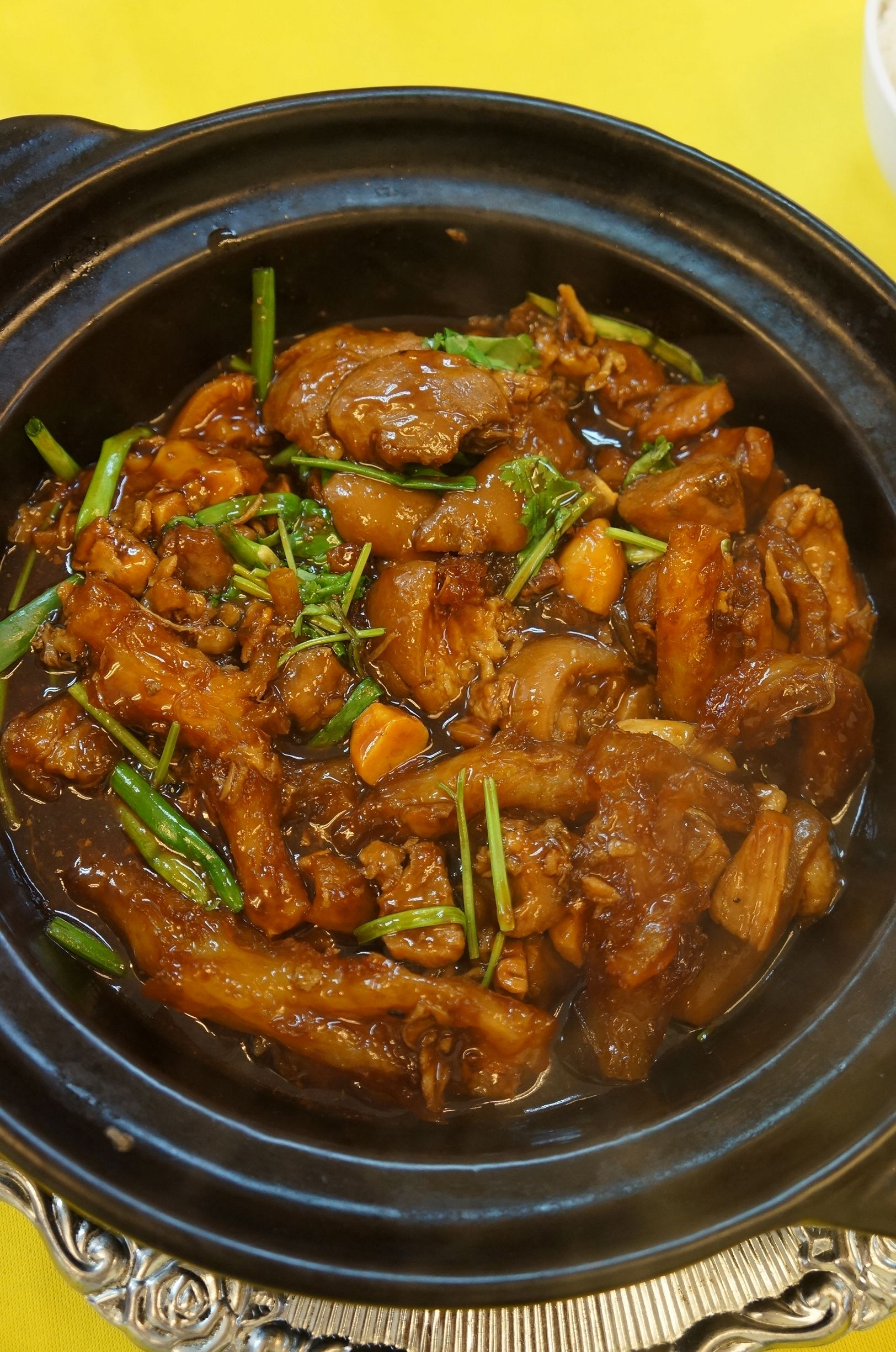 9888-stewed pork tendon