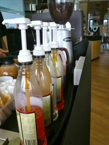 mael-drink station