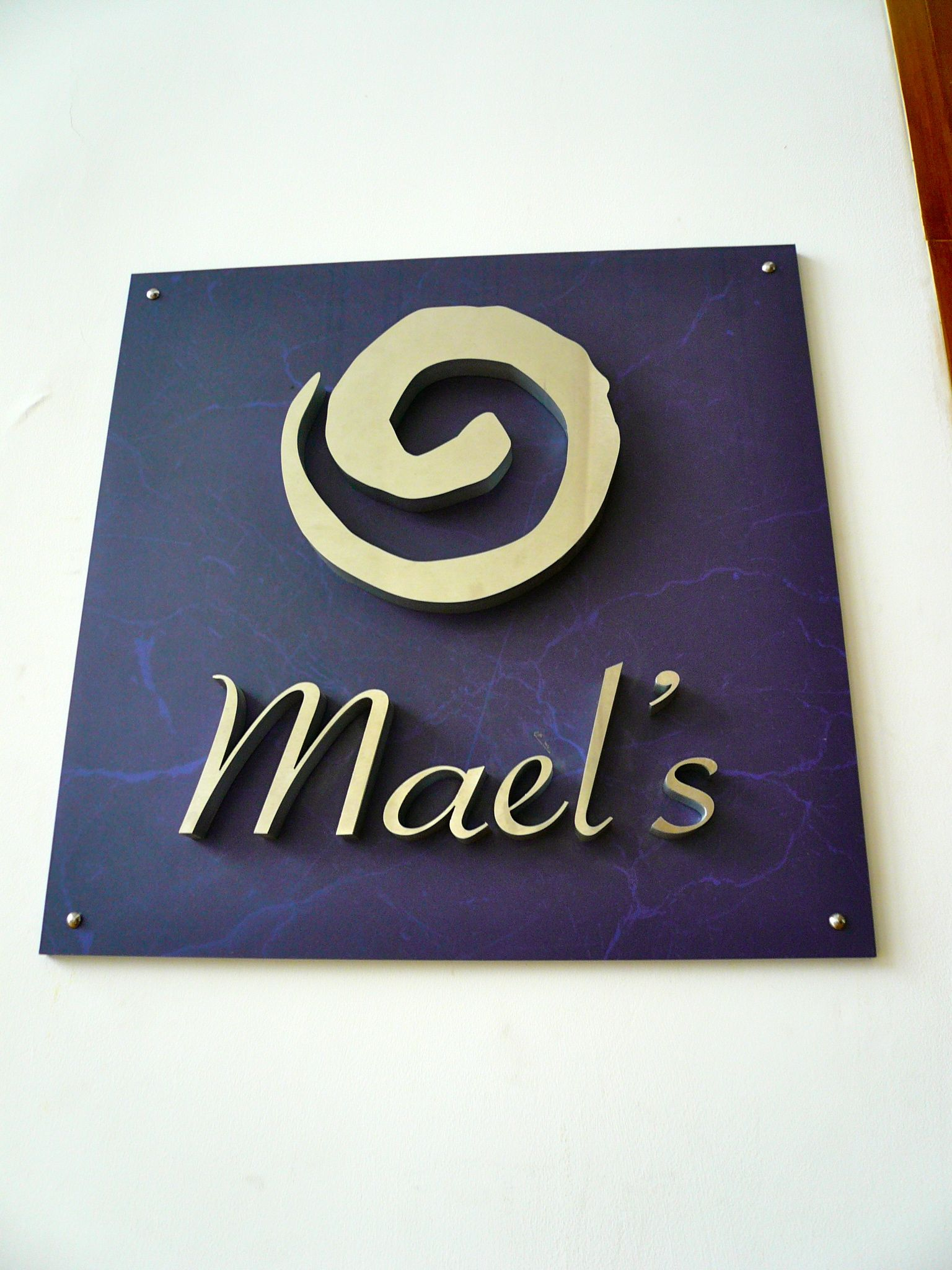 mael-signage