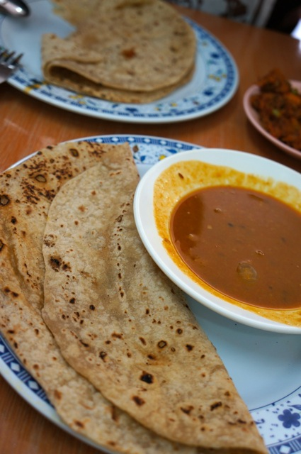 Chapati at Restaurant Santa - 02