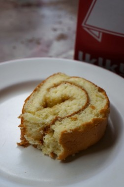 Yut Kee swiss roll