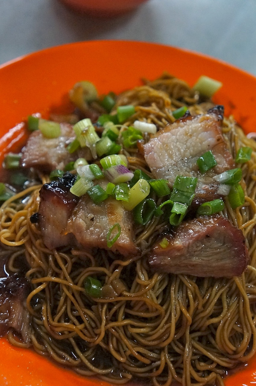 wantan mee@pudu market11