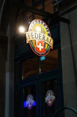 zurich - Federal Brasserie 2