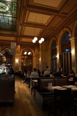 zurich - inside Federal Brasserie