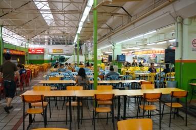 sungai wang food court