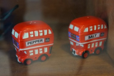 tommy le baker - salt & pepper shaker