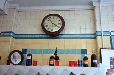 f cooke clock
