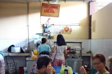 nasi lemak - PJ old town market2