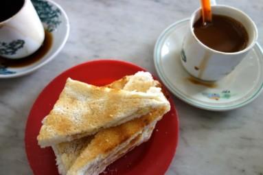 sin yoon loong kopi & kaya toast