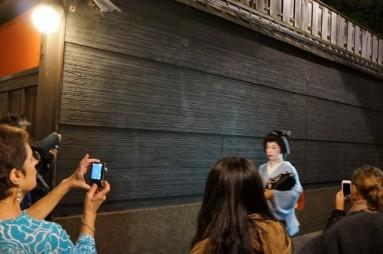 geisha in gion kyoto