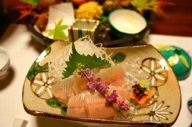 maruhachi ryokan - iwana sushi