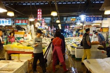 seoul - noryangjin market7