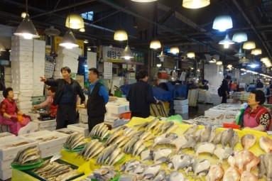 seoul - noryangjin market8