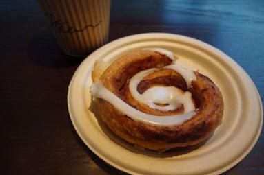 Lagkagehuset kanelsnegle-snail pastry