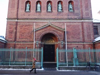 St.Ansgar's Cathedral Copenhagen