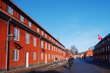 barracks-Kastellet Copenhagen