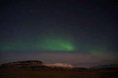 northern lights - Iceland 2