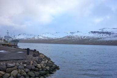 iceland Fáskruðsfjörður