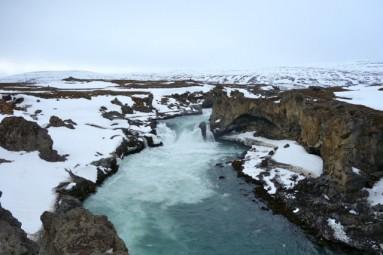 iceland godafoss falls2