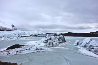iceland jokulsarlon glacier lagoon