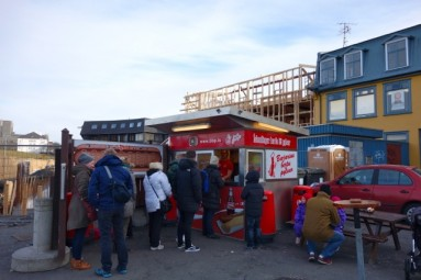 reykjavik hot dog - Baejarins beztu pylsur